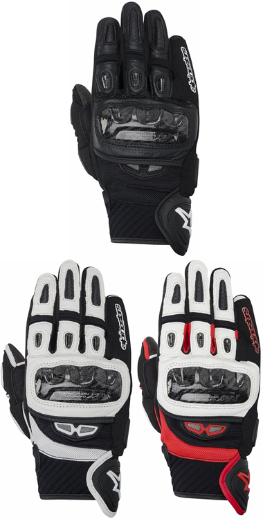 GP AIR LEATHER GLOVES