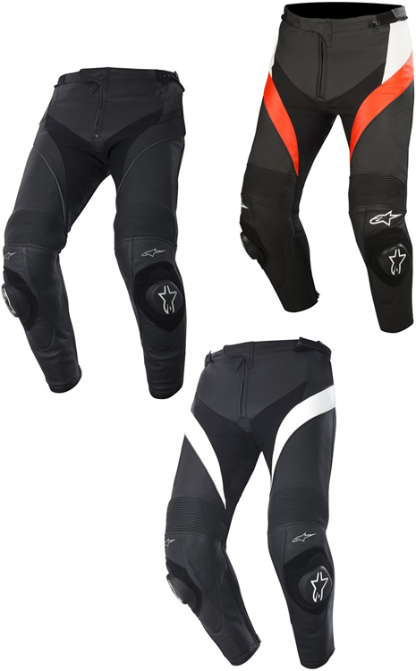 alpinestars 〔WEB価格〕MISSILE LEATHER PANTS