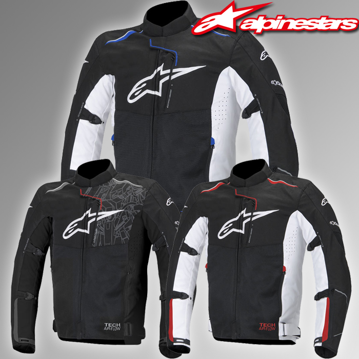 alpinestars 【WEB限定】3304814 ROMA AIR WATERPROOF JACKET(スリムフィット)