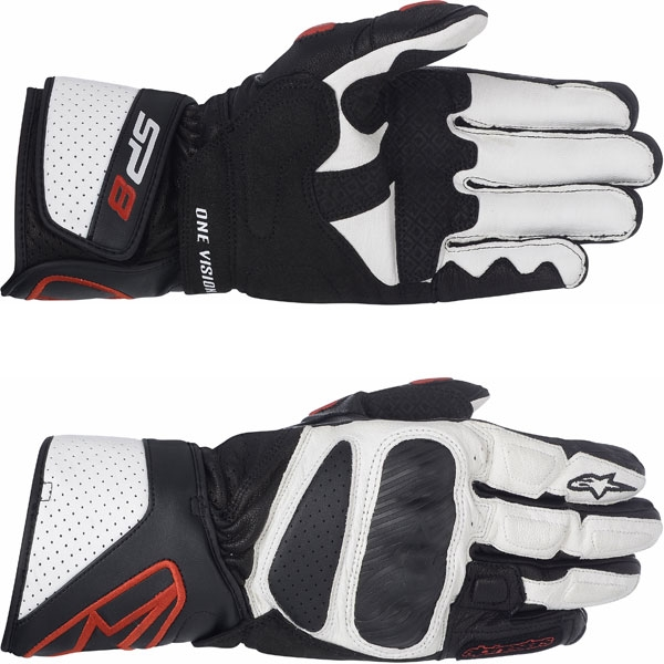 SP-8 LEATHER GLOVES
