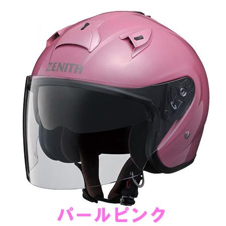 Y'S GEAR YJ-14 ZENITH サンバイザーオープンフェイスヘルメット