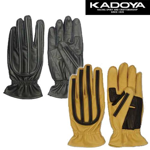 KADOYA 3335 VMX レザーグローブ