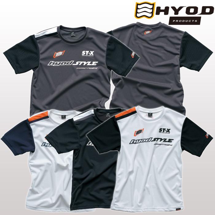 HYOD PRODUCTS 〔WEB価格〕【在庫限り】STU007 HYOD COOL T-SHIRTS シャツ 春夏用