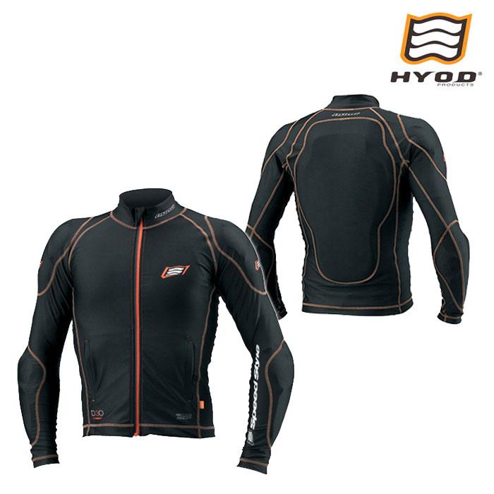 HYOD PRODUCTS STU106D D3O COOL RUSH GUARD BLACK◆全2色◆