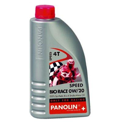 PANOLIN 4T SPEED BIO RACE 0W-20  1L