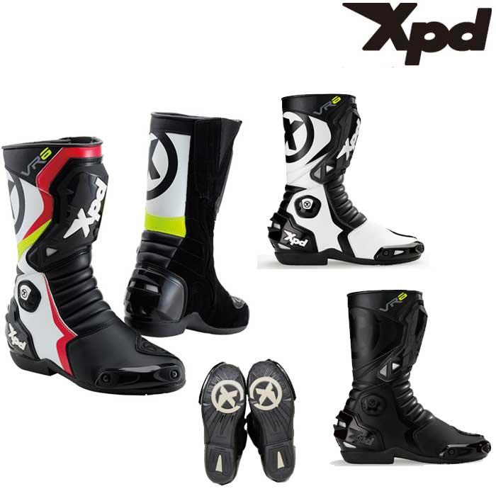 XPD 《在庫限り》XPN020 VR-6 2 レーシングブーツ
