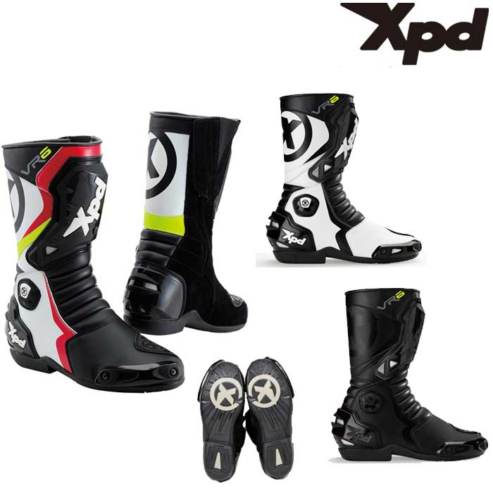 XPD XPN020 VR-6 2 レーシングブーツ