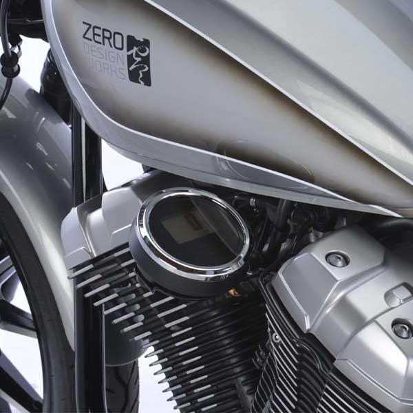 ZERO DESIGN WORKS メーター移設キット