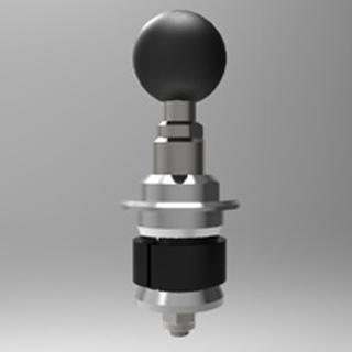 SygnHouse M8シリーズ Cパーツ(ベース) C-33 ステムマウント φ23.2-25mm用 CBR1000RR