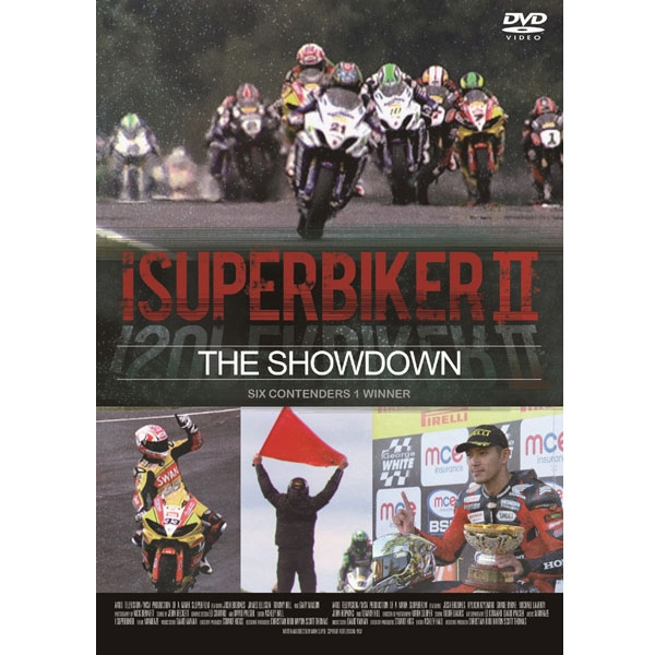 Wick Visual Bureau I SUPERBIKER II -THE・SHOWDOWN-