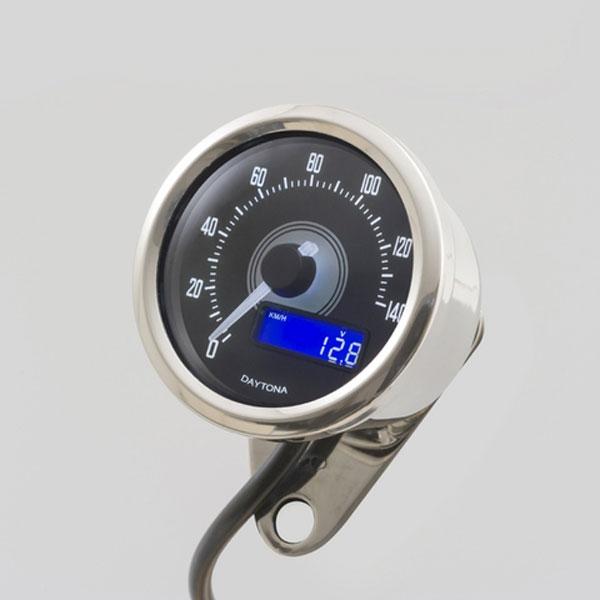 DAYTONA VELONA 電気式SPEEDメーター【140km/h】