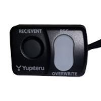 YUPITERU バイク専用ドライブレコーダー コントロールスイッチ