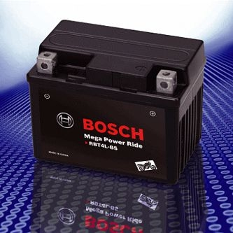 BOSCH 二輪車用バッテリー  メガパワーライド RBTX7L-N