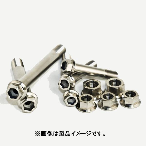 日本特殊螺旋工業 リアサスペンション&リンクボルトキット