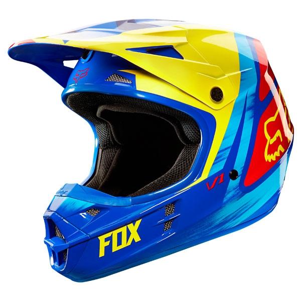 FOX RACING 2015年モデル V1ヘルメット VANDAL【ヴァンダル】