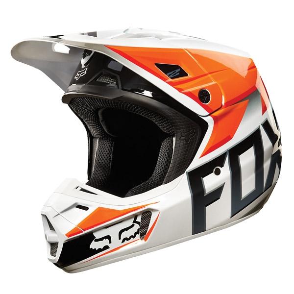 FOX RACING 2017年モデル V2ヘルメット RACE【レース】
