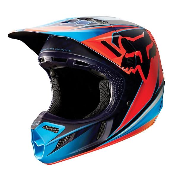 FOX RACING 2017年モデル V4ヘルメット RACE【レース】