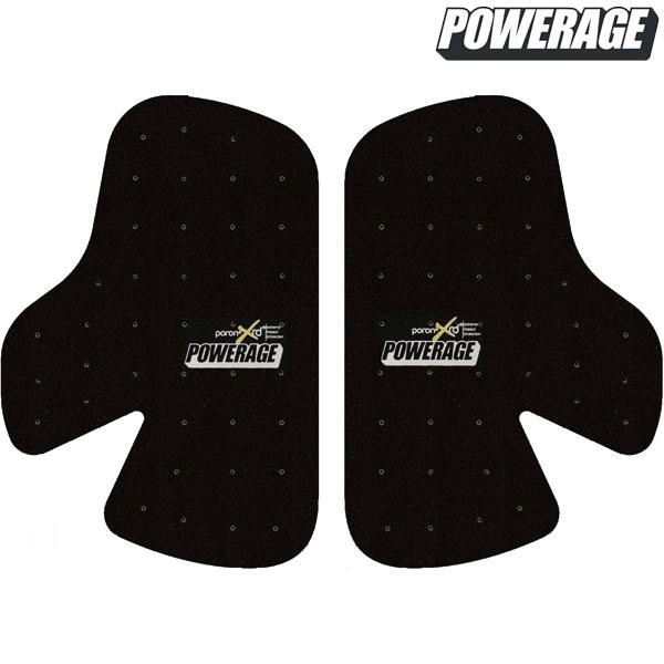 POWERAGE 〔WEB価格〕PA-525 インナープロテクターPORON 胸部用 ベルクロタイプ