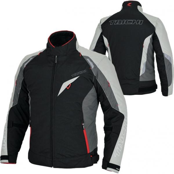 アールエスタイチ 【WEB限定】RSJ703 ホーネット オールシーズン ジャケット ブラック/シルバー