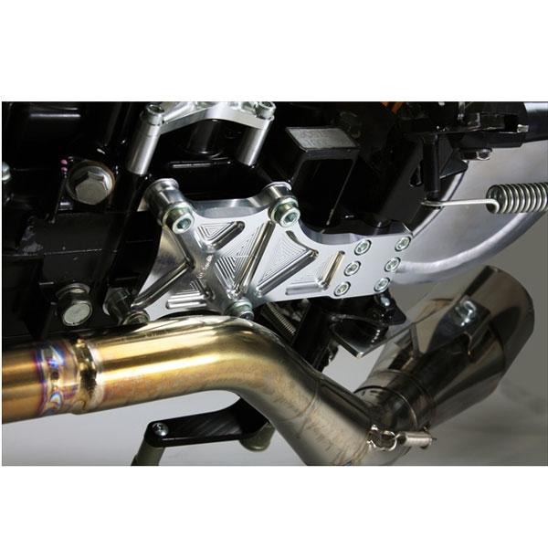 GILD DESIGN FACTORY エンジン補強プレート