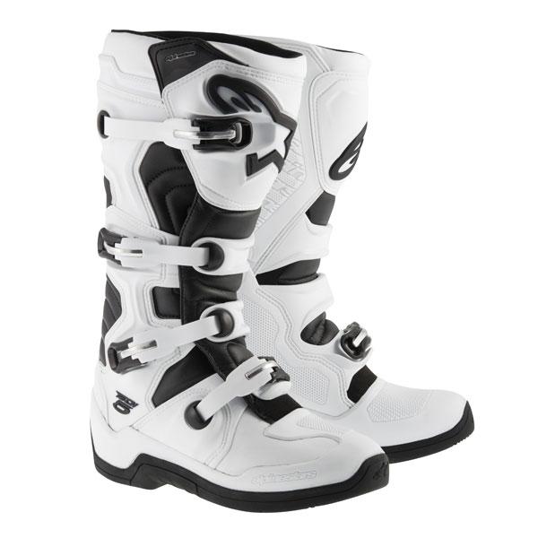 alpinestars TECH 5 ブーツ ホワイト/ブラック ◆全5色◆