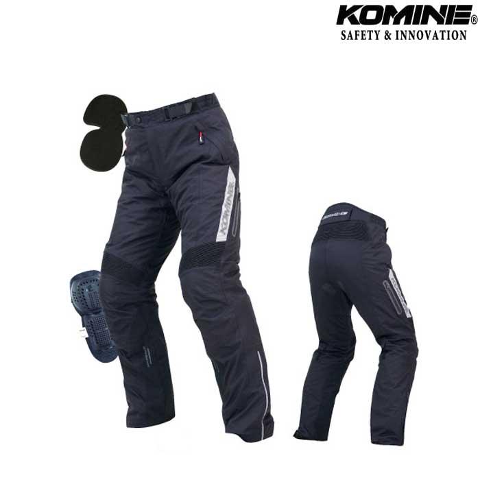 komine 〔WEB価格〕【大きいサイズ】PK-915 ライディングウインターパンツ 「マーキュリー」MERCURY