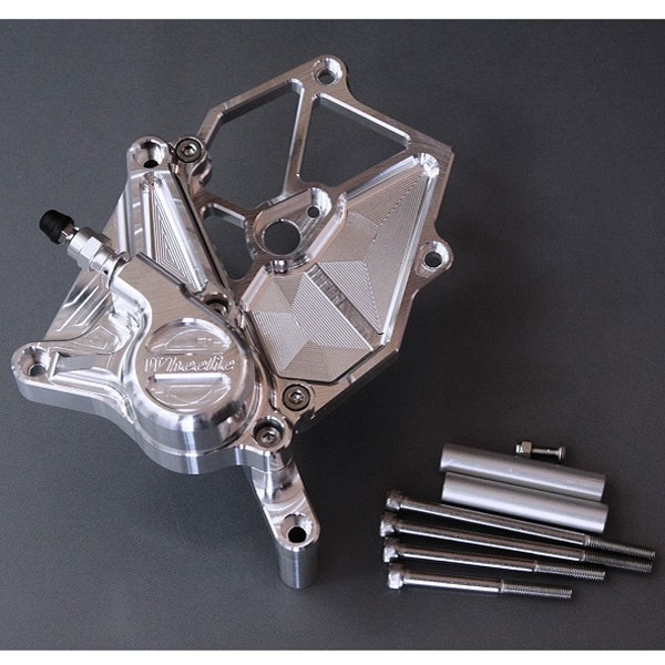 Wheelie 油圧クラッチシリンダー【スピードメーターセンサー有りプレート】