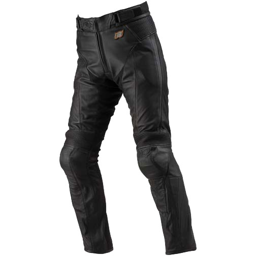 HYOD PRODUCTS ST-X D3O LEATHER PANTS(BOOTS-OUT) BLACK GOAT