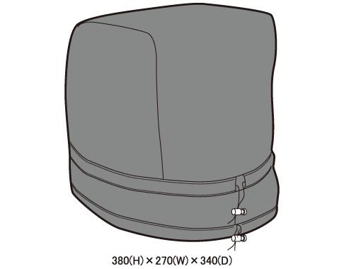 TANAX レインカバー MFK-139/MFK-140用