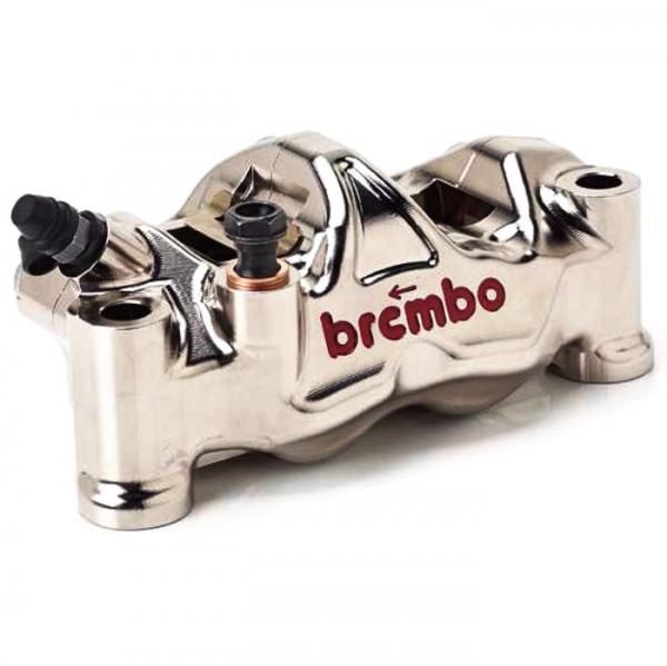 BREMBO GP 4RX CNC 4ポットラジアルキャリパー左右セット 取付ピッチ130mm