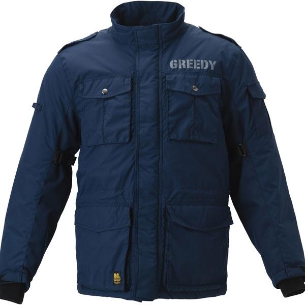GREEDY マルチスタイルウインタージャケット