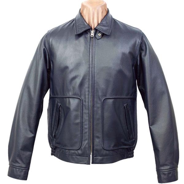 KADOYA 【大きいサイズ】 50'S JAC2 レザージャケット