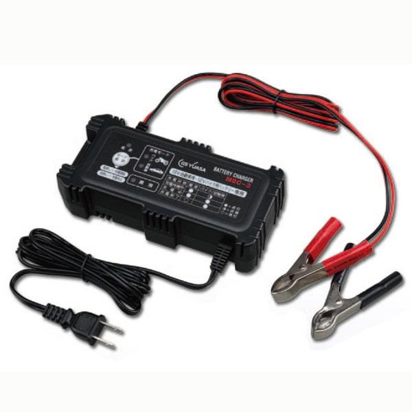 GS YUASA 小型充電器 MBC-3