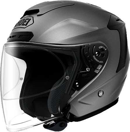 SHOEI ヘルメット J-FORCE IV 【ジェイ-フォース フォー】ジェットヘルメット マットディープグレー
