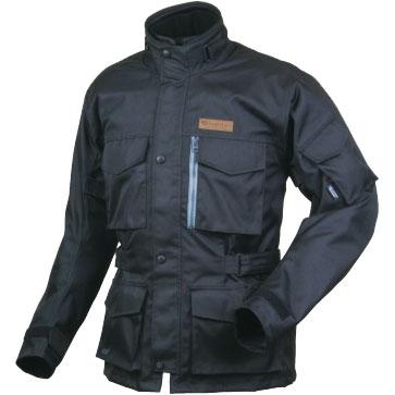 SSFトレイルツーリングジャケット ブラック