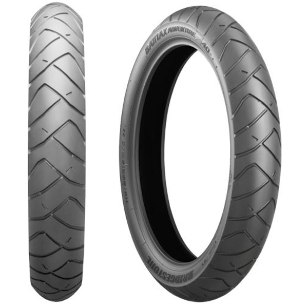 BRIDGESTONE adventure A40 フロント MCR00010 4961914864347