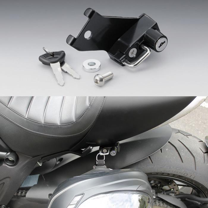 KIJIMA 〔WEB価格〕 ヘルメットロック ディアベル -18Y (13Yストラーダモデル除く)