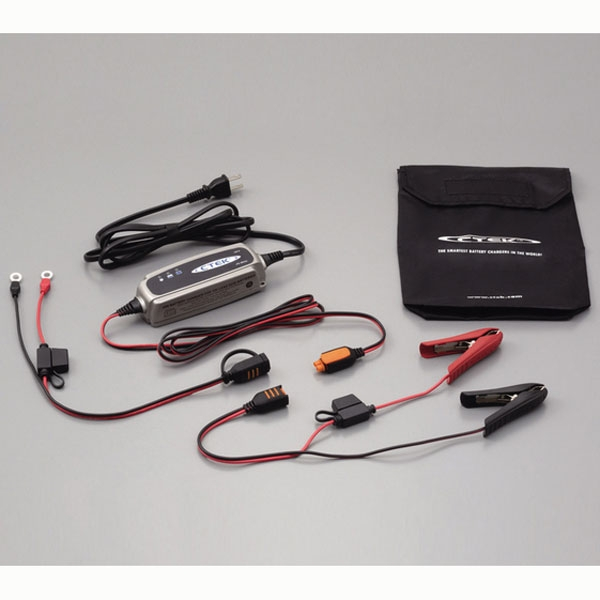 バッテリーチャージャーXS0.8JP