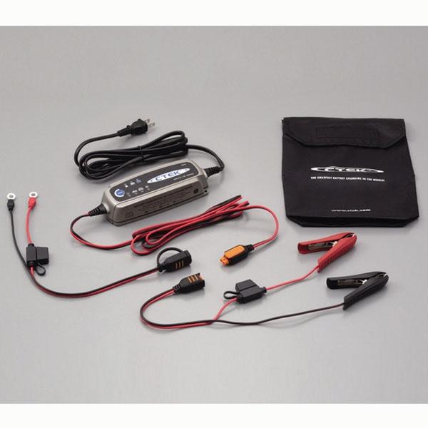 DAYTONA バッテリーチャージャー MXS5.0JP