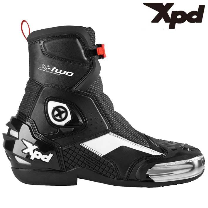 XPD XPN021 X-TWO ショートブーツ