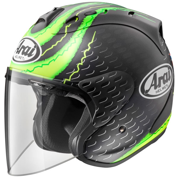 Arai 【WEB限定】SZ-RAM4 CRUTCHLOW GP[クラッチロウ・GP] ジェットヘルメット