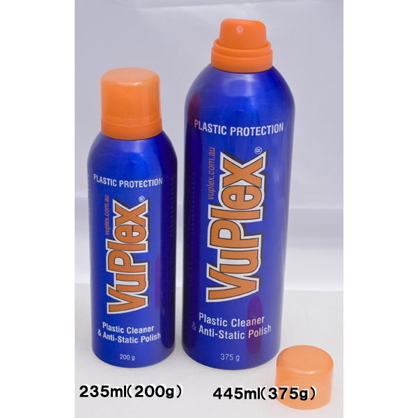 山城 PLASTIC CLEANER&ANTI-STATIC POLISH