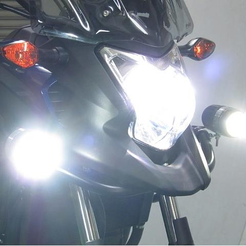 Protec FLH-533 LEDフォグライト(遮光板有り 親機)