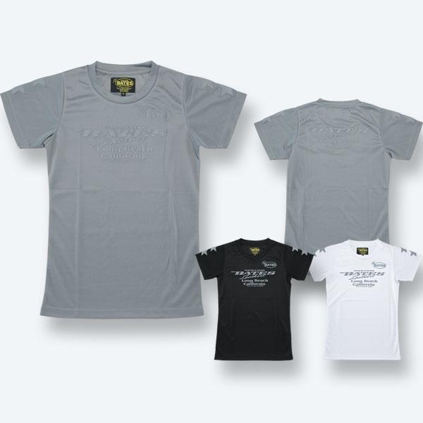BATES レディースクールテックスTシャツ