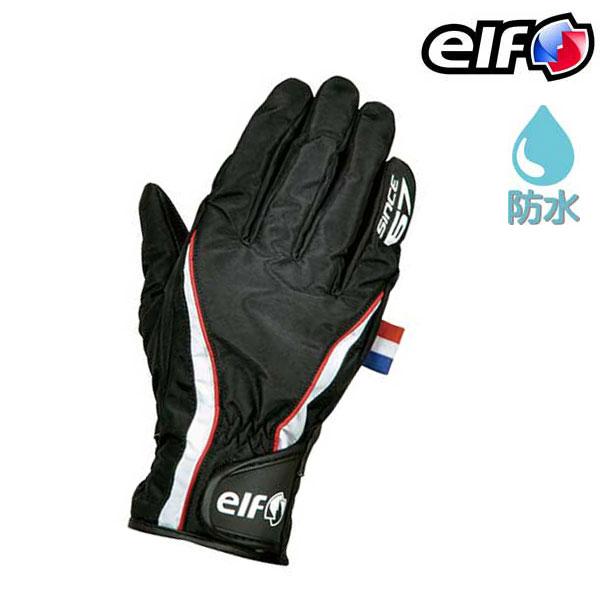 elf ELG-5267 オールウェザーグローブ 防水 ブラック◆全3色◆