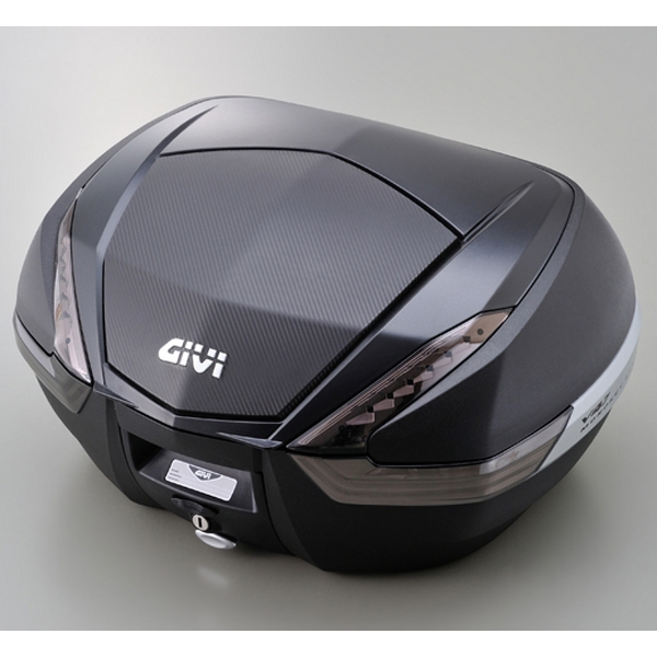 GIVI モノキーケース 47Lタイプ V47シリーズ(カーボン調パネル)
