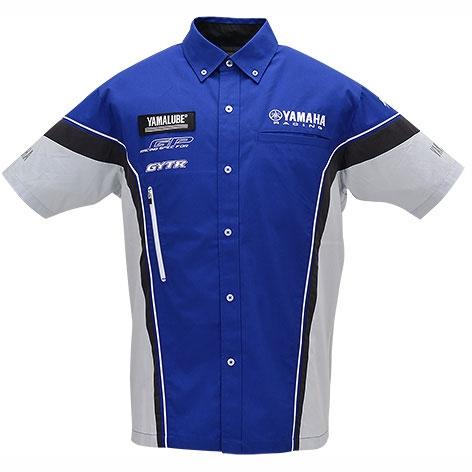 YRB04 ヤマハレーシング ピットシャツ