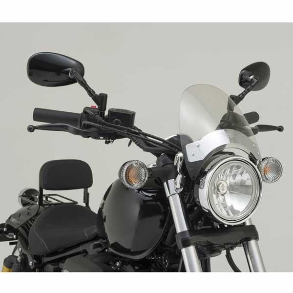DAYTONA Flyscreen メーターバイザー【NATIONAL CYCLE製】 レブル250