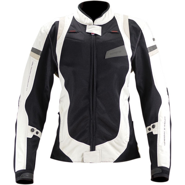 komine 〔WEB価格〕【レディース】JK-083 レディースフィットメッシュジャケット 3D