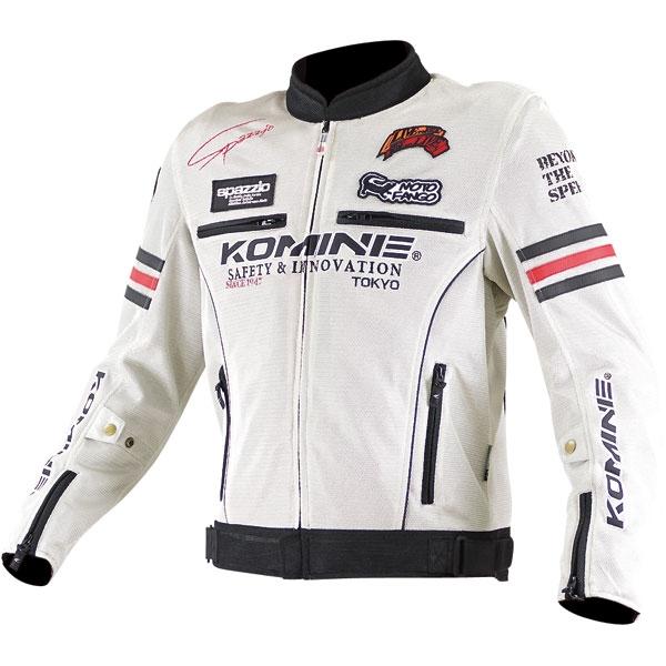 komine 【レディース】 JK-300 レジェンドメッシュジャケット